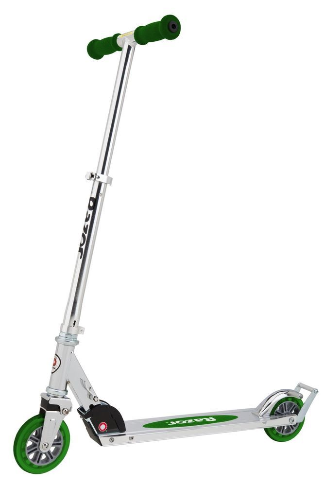 Razor A3 Kick Scooter, Green, Frustration Free Packaging #Razor