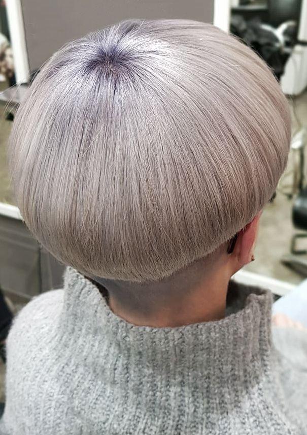 Blond Bob Hair D Machts Style Alexa Friseur Berlin