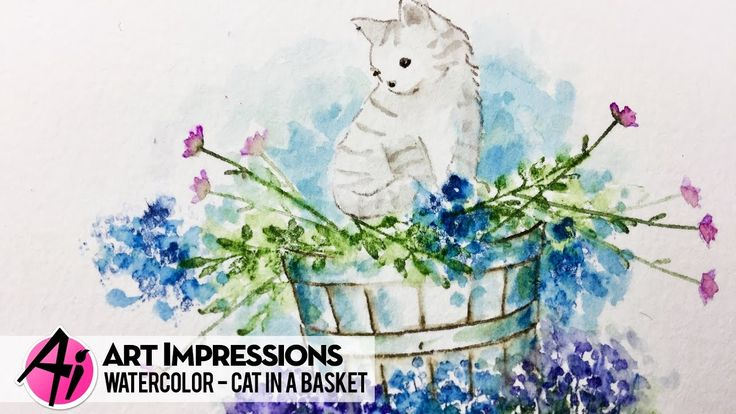 Watch Bonnie create an adorable kitty, smashing down all the flowers and foliage in the top of a rustic bucket. +++++ SUPPLIES +++++ • 4871 – WC Rustic Conta...