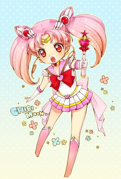 #sailormoon chibi moon