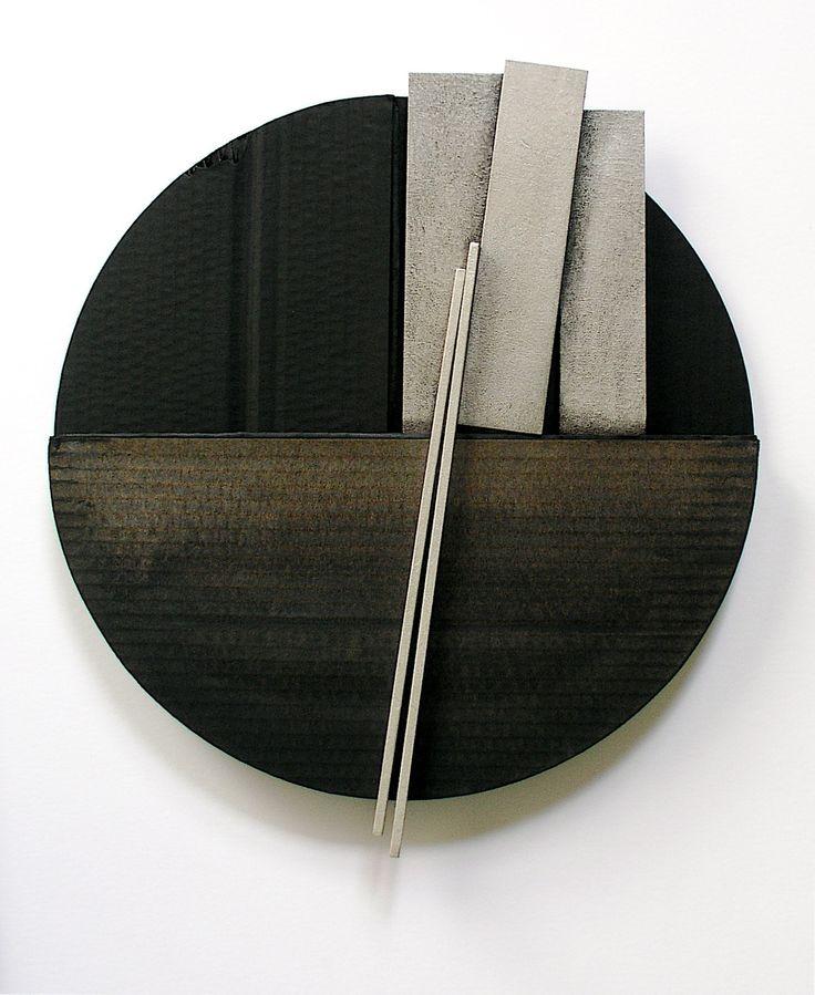 "RAMÓN URBÁN, 52 ""Arquitecturas para el espíritu VI"", Técnica mixta sobre tabla/cartón, 43x38 cm. 2013."
