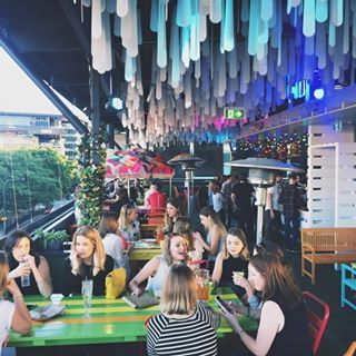 Dandy's Rooftop Bar, South Brisbane | 23 Brisbane Bars That Are Perfect For Warm Weather Drinking