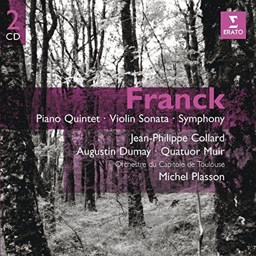 César Franck : Quintette pour piano – Sonate pour violon – Symphonie en Ré majeur: Record Label: Emi Gemini Catalog#: 3817832 Country Of…
