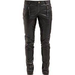 Gestuz ADA Spodnie skórzane black