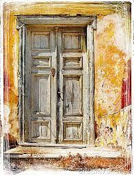 schilderij oude deuren - Google zoeken