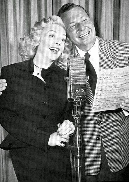 Fred Allen's  Old Time Radio Home: Phil Harris - Alice Faye Show 48-10-03 First Show ...
