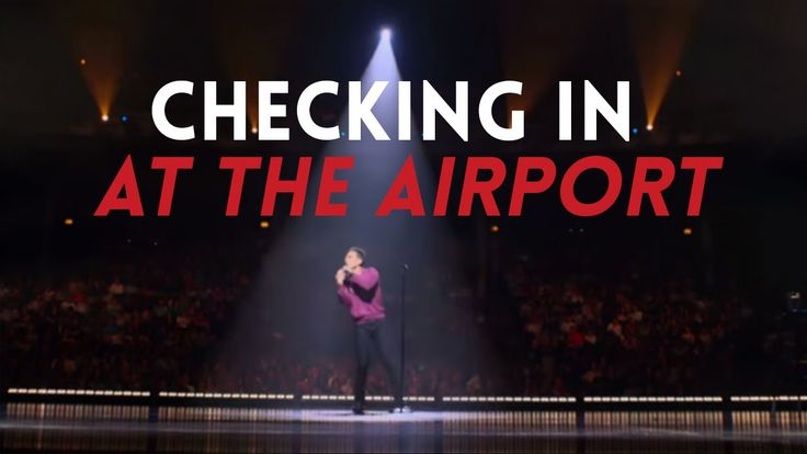 Sebastian Maniscalco Checking in at the airport. Funny video from our funny man Sebastian Maniscalco. Have you ever heard or seen Sebastian's live acts? He is an Italian American born in Chicago. Maniscalco began his career by performing in bars and bowling alleys while working as a waiter at the Four Seasons Hotel in Beverly …