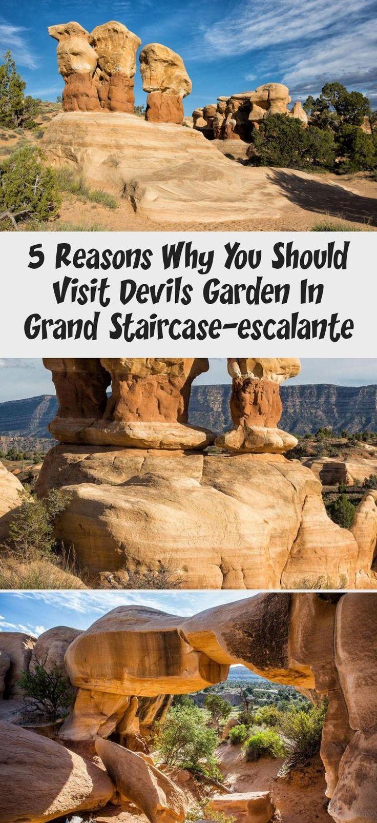 Devils Garden, Grand StaircaseEscalante National Monument