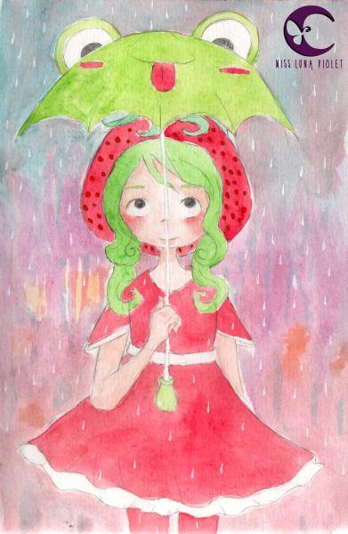 Miss Luna Violet Portafolio
