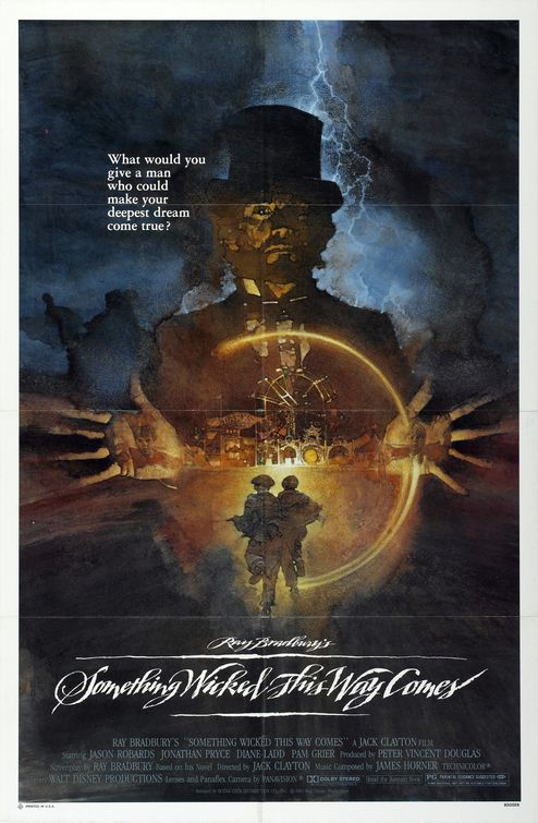 Something Wicked This Way Comes Movie Poster - Internet Movie Poster Awards Gallery
