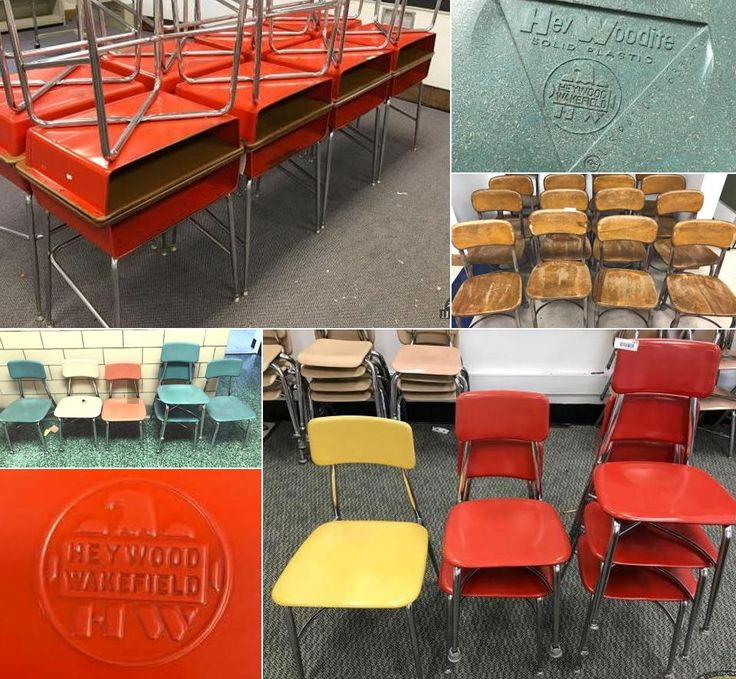 SHORT NOTICE SALE 350+pcs #Heywood Wakefield #furniture, #tables & #chairs benefits school slated for demolition in Littlestown/Gettysburg, PA. Closes Dec. 1, 2017!!!