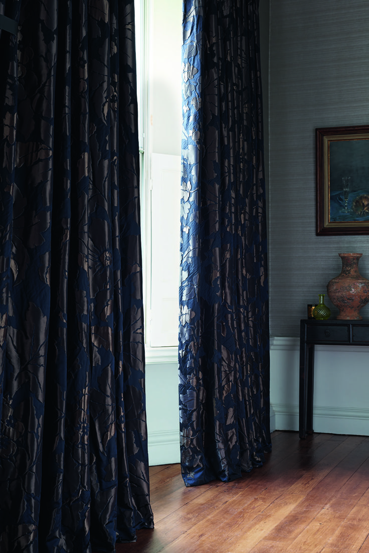 Constantina by @ZoffanyFW available from Rodgers of York #curtains #interiors