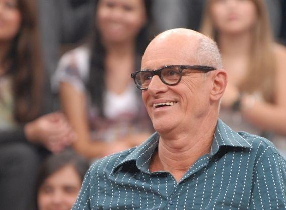 O personagem Leleco, interpretado por Marcos Caruso na novela global Avenida…