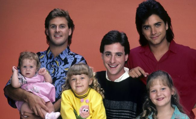 It Looks Like 'Full House' Is Coming Back With Most Of The Original Cast