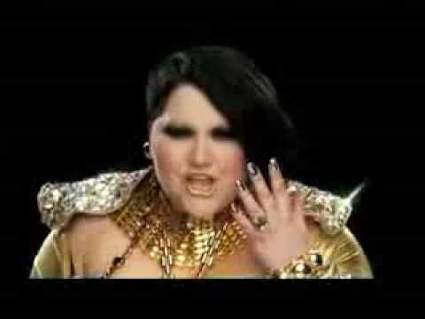 """BETH DITTO SINGS HER SONG ~ """"HEAVY CROSS"""" ~ THE DIOR PERFUME THEME SONG"""