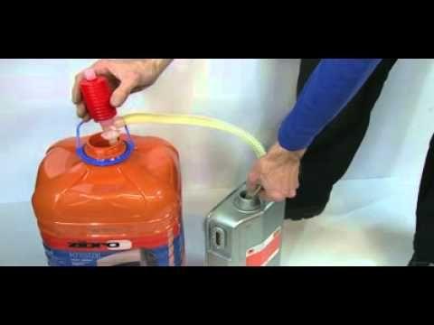 Aprende a rellenar el depósito de tu estufa de parafina, de forma rápida y segura, utilizando una bomba manual. Descubre cómo hacerlo paso a paso en nuestro vídeo: https://www.youtube.com/watch?v=X4Whqb6G2fI