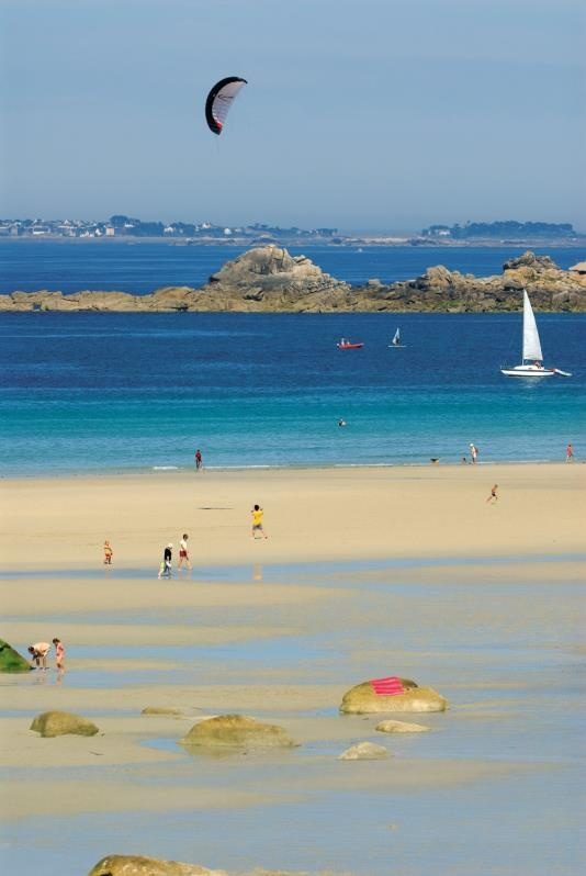 The 10 Most Beautiful Beaches in France | The ...  |Beach Bretagne France