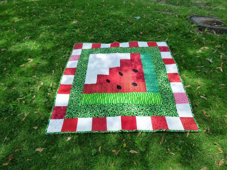 124 best Watermelon Applique/Quilt Patterns images on Pinterest ... : watermelon quilt pattern - Adamdwight.com