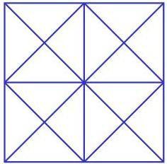 Quanti triangoli vedete?