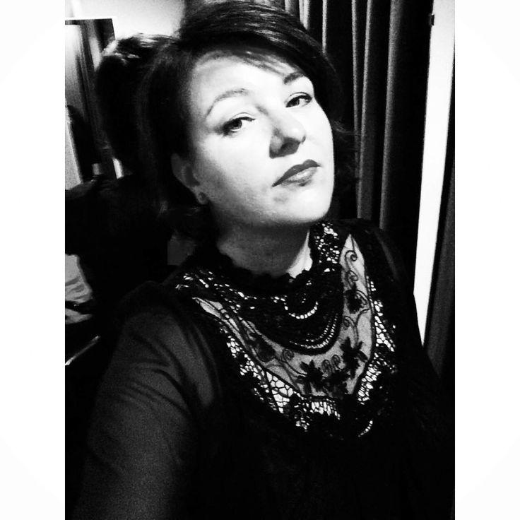 zwarte blouse Zay, happy women, Rijssen, grote maten mode zaak, plus size