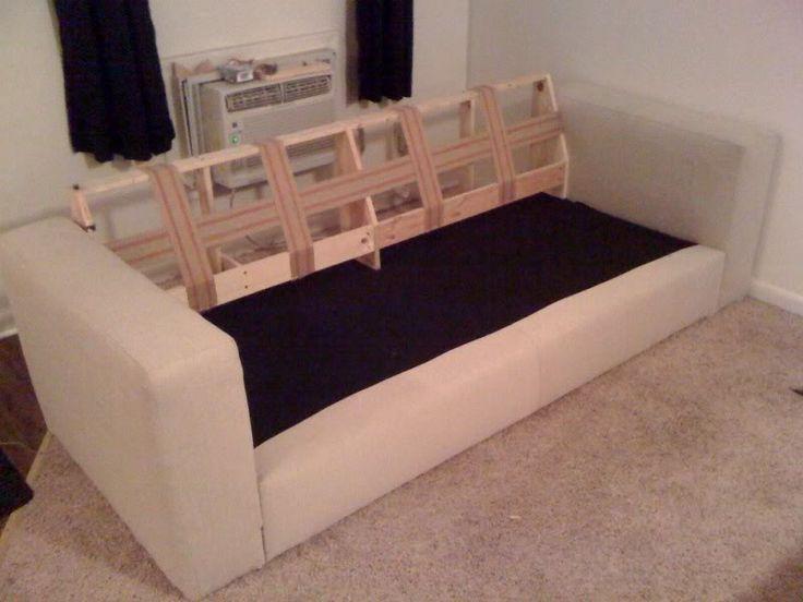 How To Build A Frame Cushion Etc My