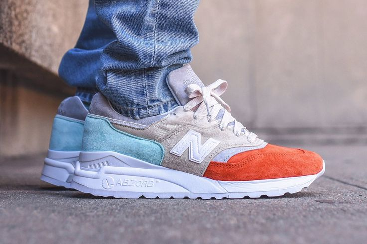 """In following up on the 997.5 """"Archipelago,"""" Ronnie Fieg has taken to social media to tease yet another collaboration with New Balance."""