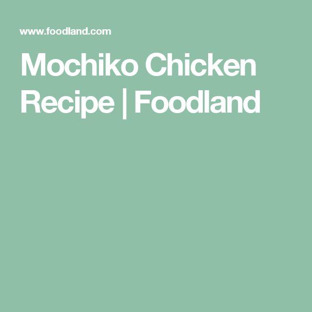 Mochiko Chicken Recipe   Foodland
