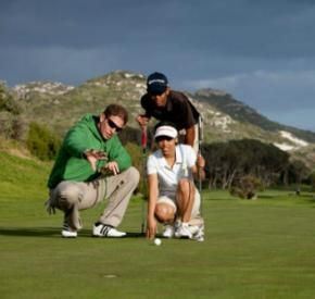 The Raymond Ackerman Golf Academy is a unique youth development program based at Clovelly Country Club in Cape Town.  #golf #capetown #clovelly