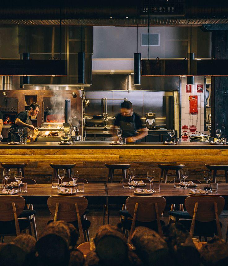 Firedoor Restaurant, Sydney