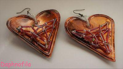 Τα daphnofila δημιουργούν: Ερωτευμένες καρδούλες!