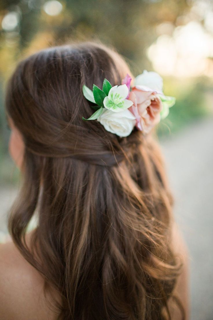 Veil Of Grace Bridal Hair Extensions! Three rows o…