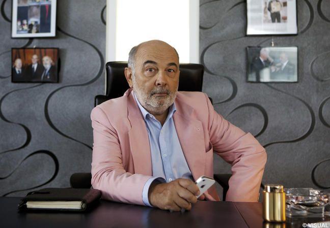 Gérard Jugnot à Philippe Lacheau: «Babysitting est du grand cinoche»