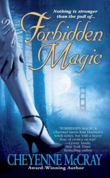 Cheyenne McCray's paranormal romances seduce with an award-winning combination of heat and fantasy. Now, she weaves the first tale in an enthralling new series sizzling with dark magic and dangerous desires. Prepare to be spellbound by Forbidden Magic... D'Anu witch Silver Ashcroft knows she walks a perilous line by practicing gray magic. But it's the only way to protect herself from the evil that surrounds her. After the horrors she has witnessed, Silver thinks she is ready for…