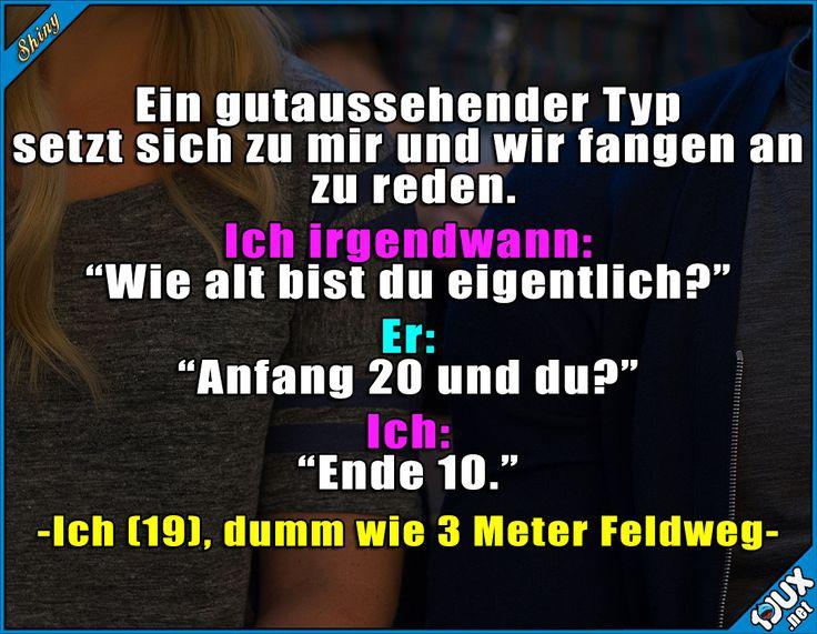 Naja, eigentlich stimmt das ja sogar irgendwie #flirten #foreveralone #fail #Sprüche #Humor #lachen #Singleleben