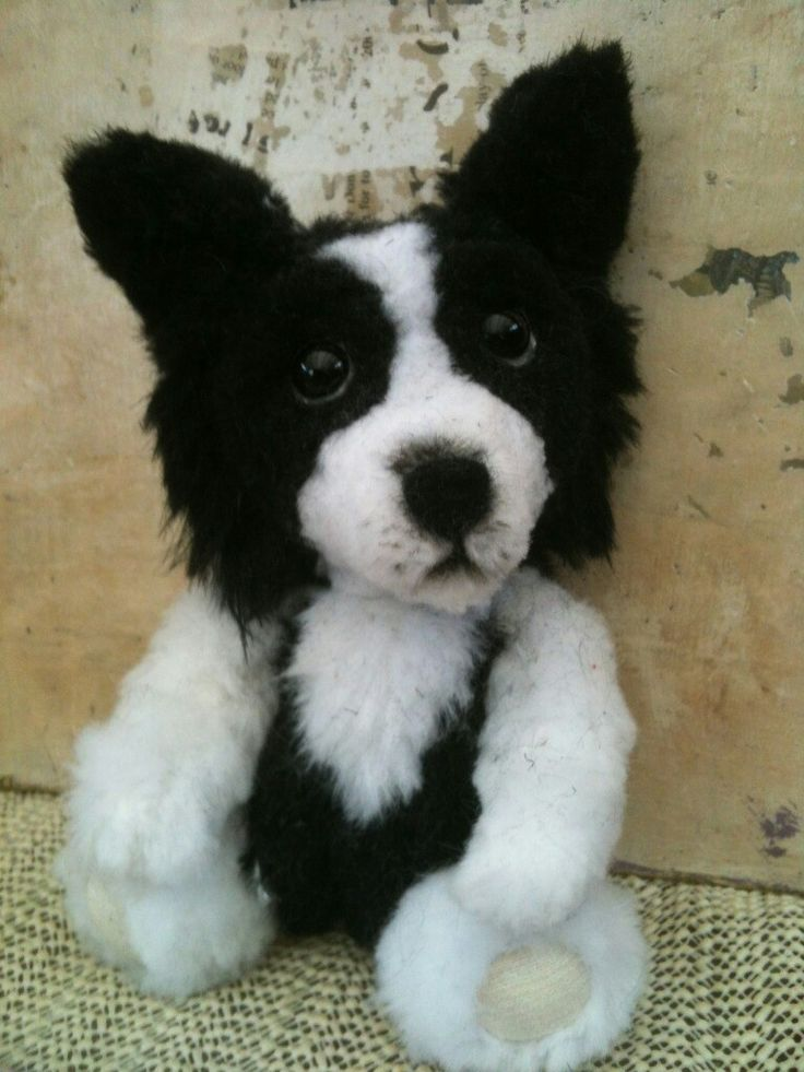 Border Collie by 21st Century Bears