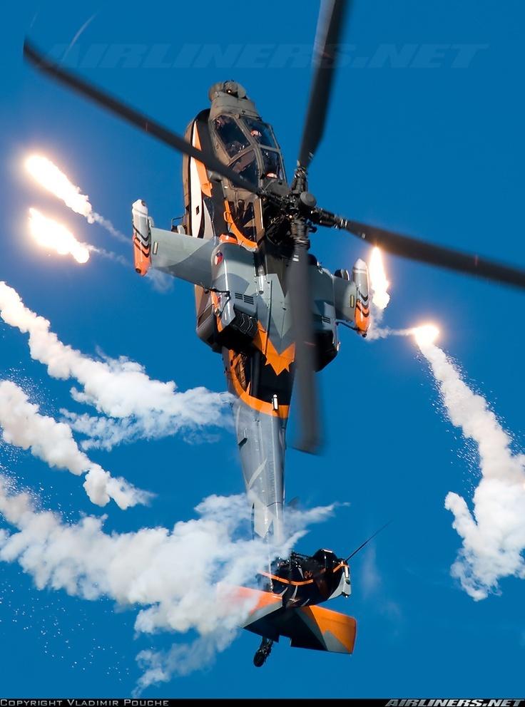 Netherlands Air Force display AH-64D Apache
