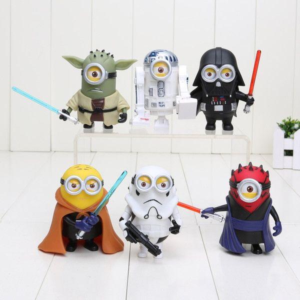 Minion Star Wars Action Figure