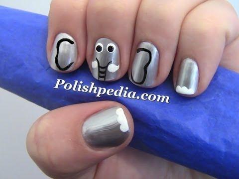 elephant nails!!!