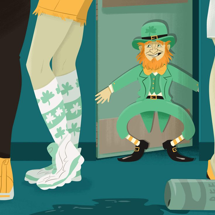 WHY THE IRISH EXIT IS A MARK OF HIGH MORAL CHARACTER