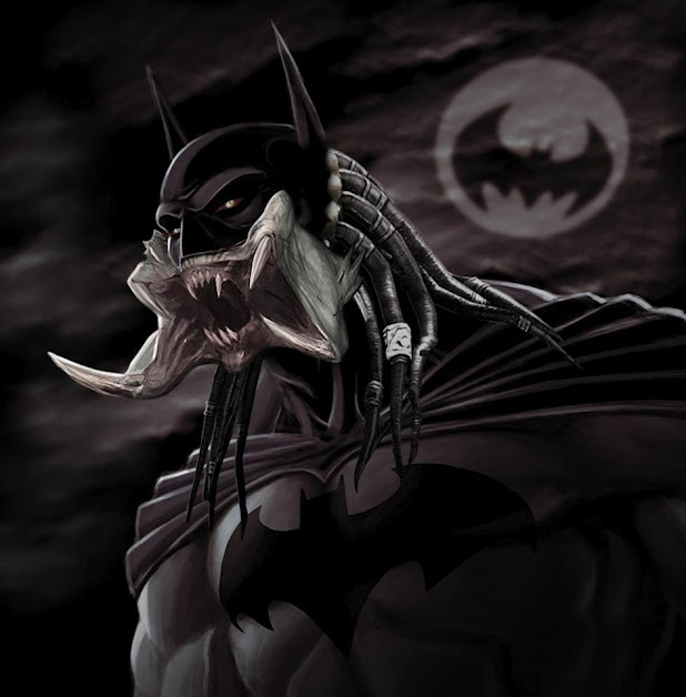 Is it Batman or Predator?