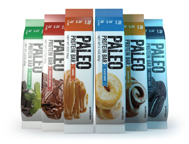 these bars are gluten free and dairy free Paleo Protein Bars ™ - Julian Bakery