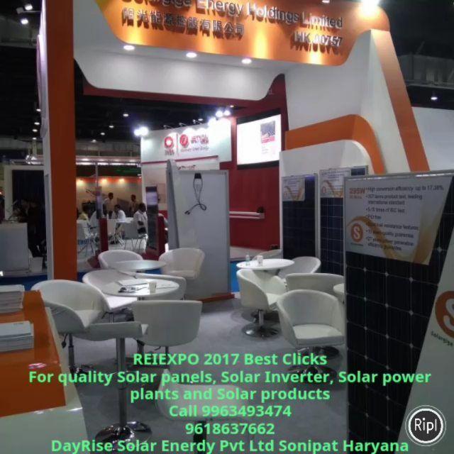 For quality Solar panels Solar Inverter Solar power plants and Solar products  Call 9963493474 9618637662 DayRise Solar Enerdy Pvt Ltd Sonipat Haryana