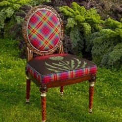 Head over to ChelseaGiftsOnline.com and browse the whole jaw-dropping Thistle Collection by MacKenzie-Childs.