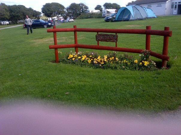 Trevella Park in Newquay, Cornwall