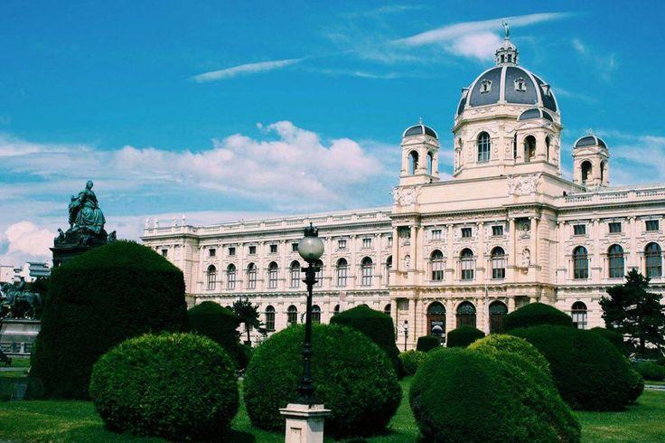 Naturhistorisches Museum, Wien mesdamespottpouri.de