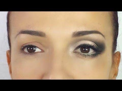 Trucco completo viso occhi piccoli marroni - VideoTrucco