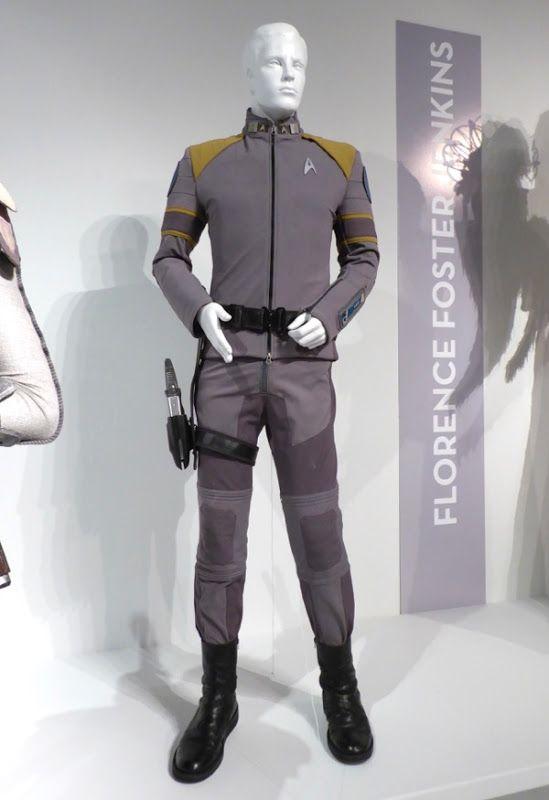 Captain James T. Kirk Starfleet Command uniform Star Trek: Beyond