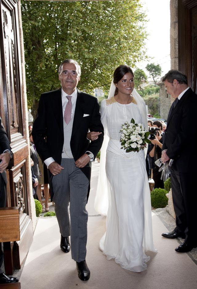 Una boda en Pontevedra | Casilda se casa