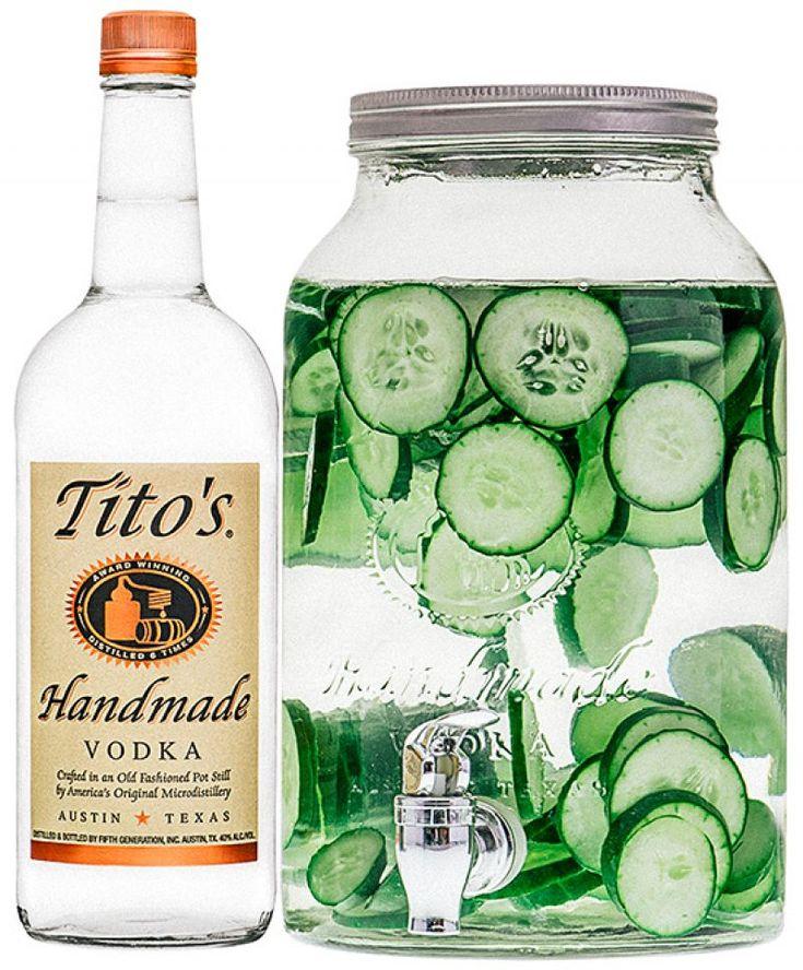 Cucumber Martini Recipe
