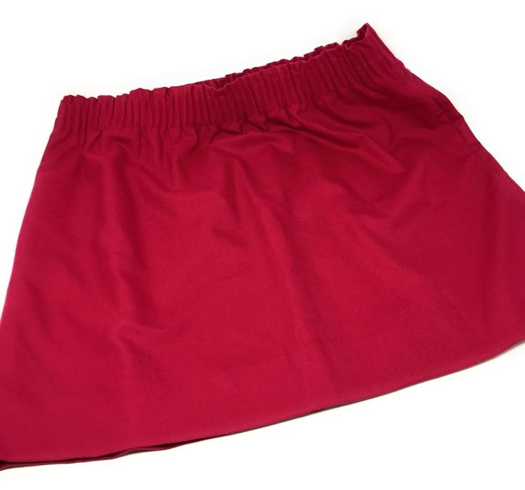 J Crew Pink Skirt Lined Wool Blend Elastic Waistband Career Wear Size 18 New #JCREW #Straight #Any